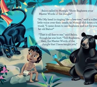 Jungle Book for iPad