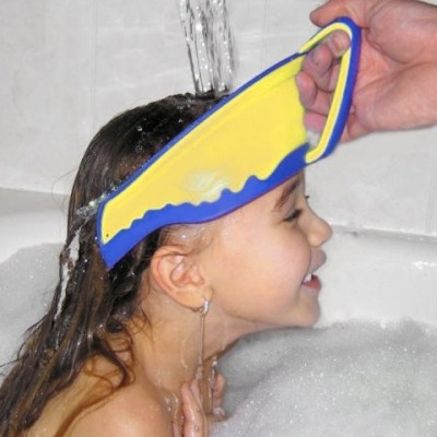 Super Cool Essential for Hair Washing Haters: Lil Rinser Hair Rinse Shield