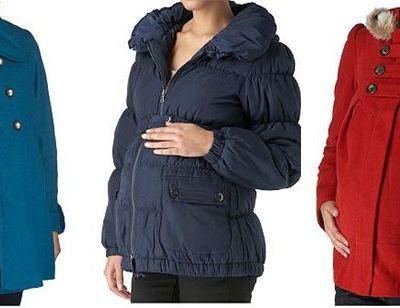 The Great Autumn Winter Maternity Coat Hunt