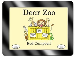 Dear Zoo iPad app
