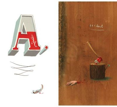 The Illustrated Alphabet Project