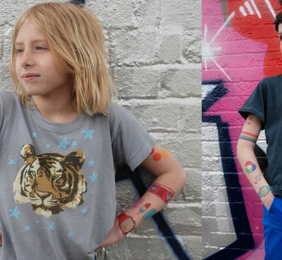 Tattly Tattoos from Dandy Star