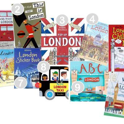 Ten Top London Children's Books