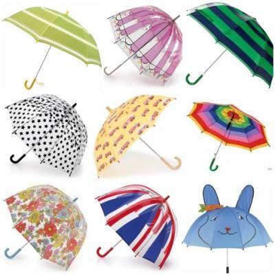 9 Cool Children's Umbrellas