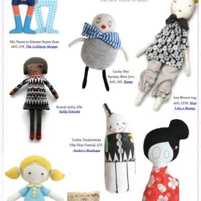 BG Christmas Gift Guide 2012: dolls