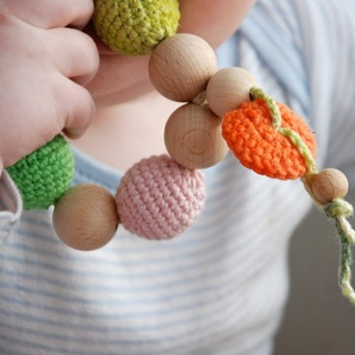 NiHaMa eco-friendly teething toy