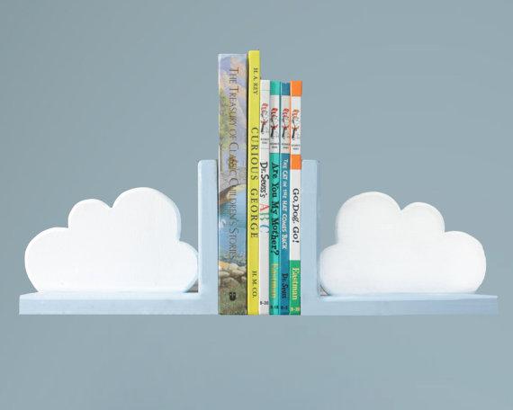 Cloud Bookends