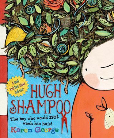 Hugh Shampoo by Karen George