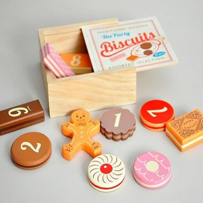 Biscuit counting game