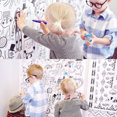 Loving: Roxy Marj colouring posters
