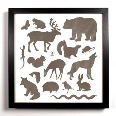 Stay Gold Media animal prints