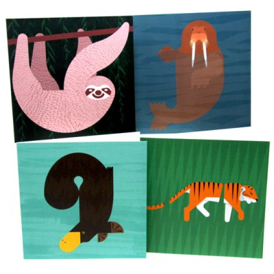 Platypus cards