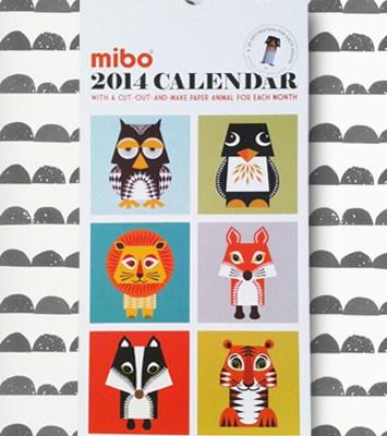 Mibo 2014 calendar