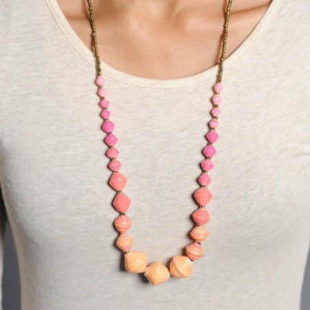 Sevenly Ombre Necklace