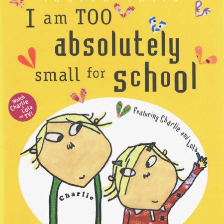 Starting School Books from Bambino Goodies 1