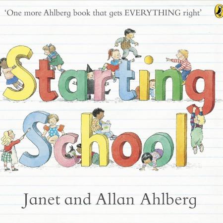Starting School Books from Bambino Goodies 8