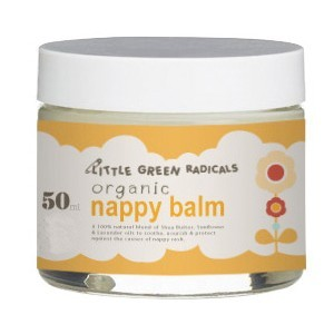 Little Green Radicals Nappy Balm