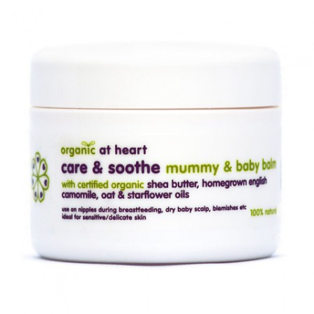 Organic at Heart Mummy & Baby Balm