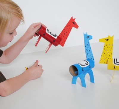 Make Your Own: Llama toys