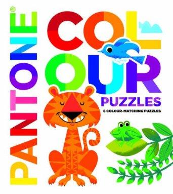 Pantone Colour Puzzles