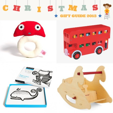 Christmas Gift Guide for Babies