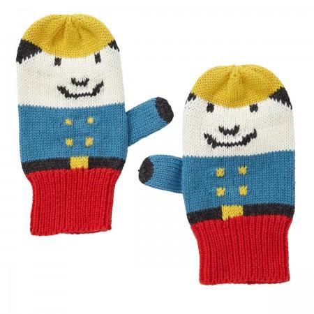 Cath Kidston fireman mittens