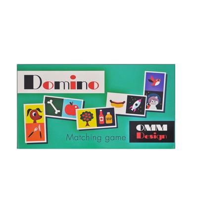 Ingela P Arrhenius Domino matching game