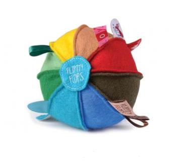 Flipity Flops Rainbow Sensory Ball
