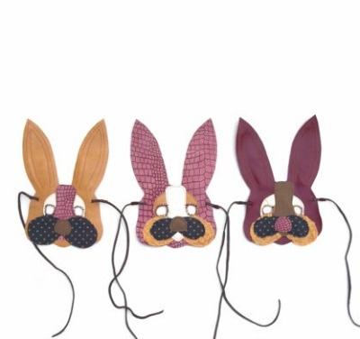 EW McCall Rabbit Mask