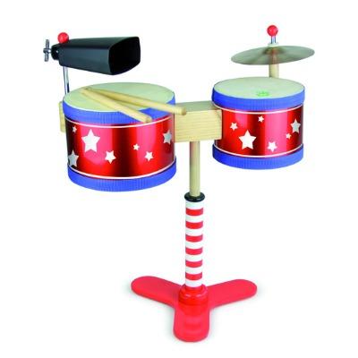Vilac My First Drum Set