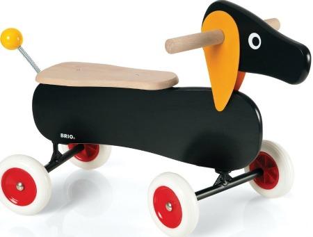 Brio Dachshund ride-on