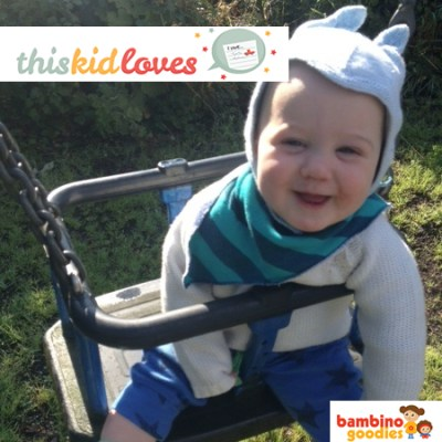 This Kid Loves… Reuben, nearly 1