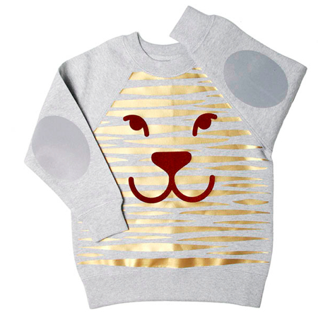 Lucky Tiger sweatshirt