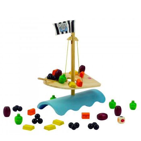 Hape Stormy Seas game,