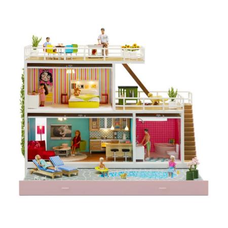 Lundby Stockholm dolls house