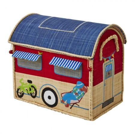 Rice DK campervan