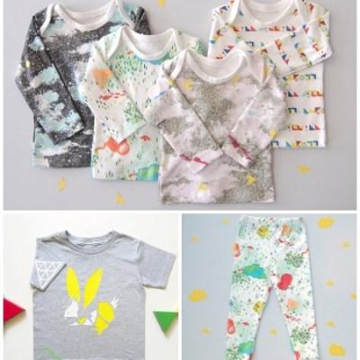 Spoon x Chorge organic clothes