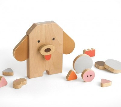 Shusha wooden toys at The Kid Who