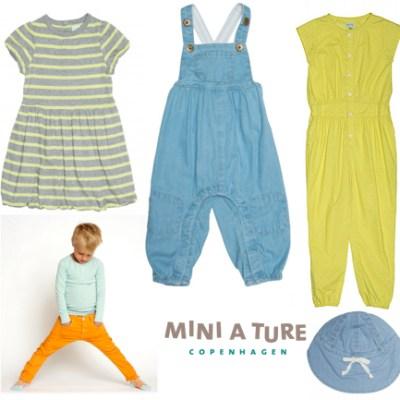 New season Mini a Ture and pop-up shop at Selfridges