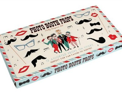 Hot buy: Photo booth props