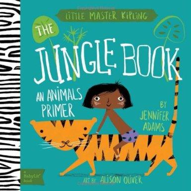 The Jungle Book: An Animals Primer
