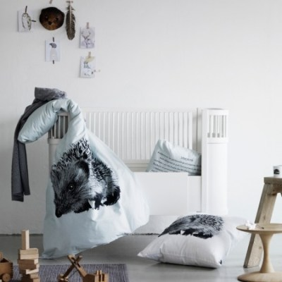 Hot buy of the day: Hedgehog bedding from Nordic Elements