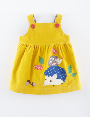 Boden pinafore
