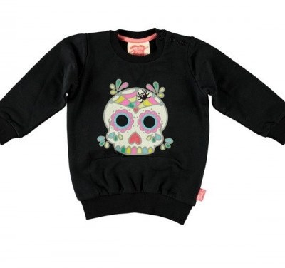 Tootsa MacGinty Day of the Dead sweatshirt