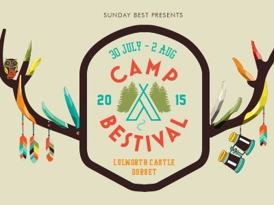 Camp Bestival advent calendar