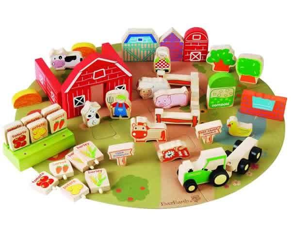 Organic Farm Set