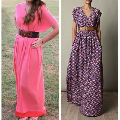 Make Your Own: Maxi Dress