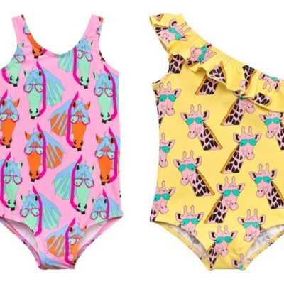 Gardner and The Gang Swimsuits