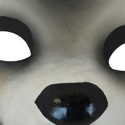 OMM Design Hand-Painted Animal Masks