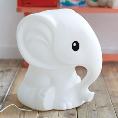 Hot! Anana Elephant Lamp from Mr Maria